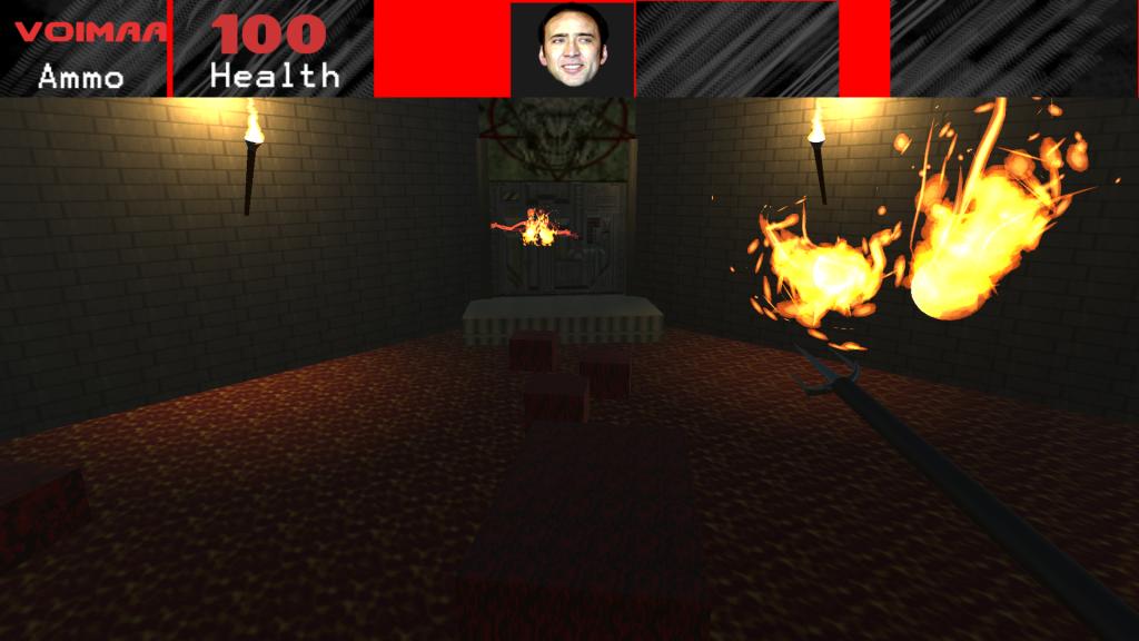 Boom Screenshot 1 - Start of first level