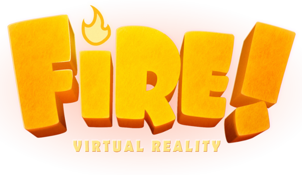 Fire! VR logo